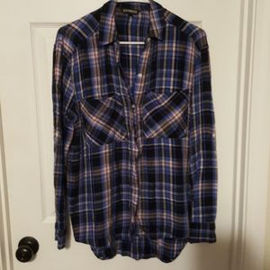 Express thin flannel